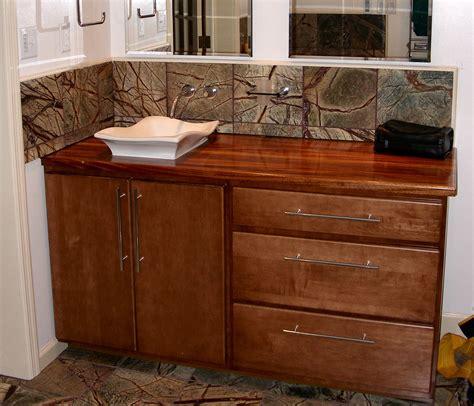 african mahogany wood countertop photo gallery  devos