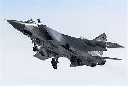 Mig Russian Fighter Defence Landing Pesawat Pilot