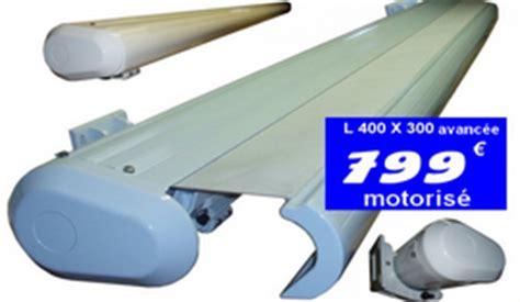 le store coffre integral motorise 4m x 3m d avanc 233 e