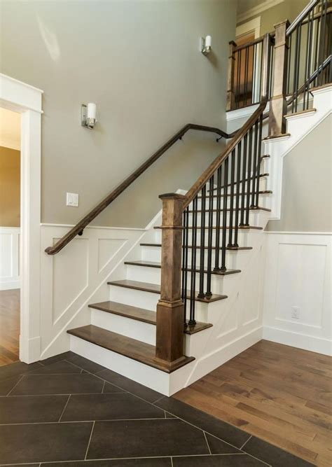 modern farmhouse staircase decor ideas farmhouse