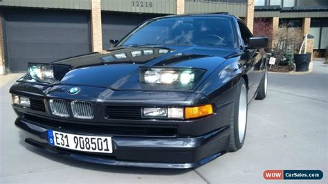 Bmw 8 Series For Sale by 1990 Bmw 8 Series For Sale In Canada
