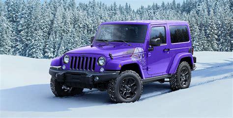 jeep backcountry black 2016 jeep wrangler backcountry edition jeepfan com