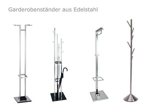 Kleiderständer Edelstahl Design kleiderständer edelstahl design kleiderst nder garderobenst nder