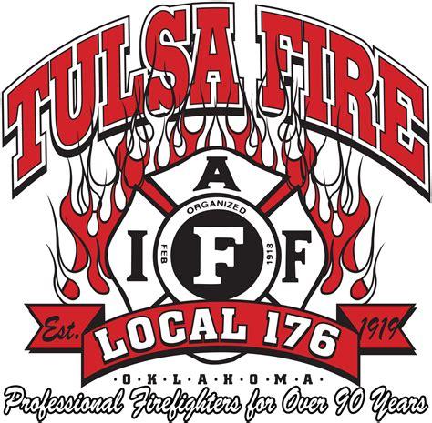 tulsa fire fighters