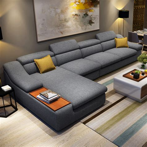 sectional sofa living room layout living room furniture modern l shaped fabric corner