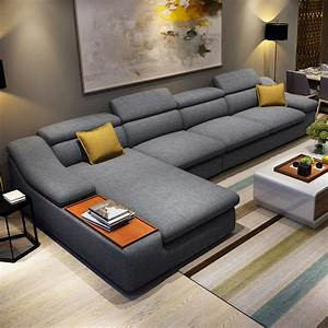 Popular L Shape Sofa Set Designs-Buy Cheap L Shape Sofa
