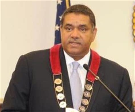usvi governor john dejongh arrested  embezzlement