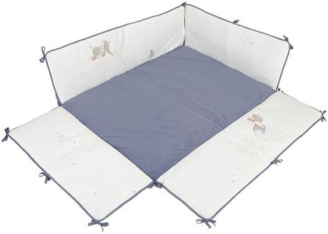 noukies tapis de parc bao et wapi 75x95 cm