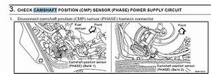Solved  2003 Nissan 350z Camshaft Sensor Location  Engine