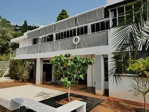 villa e 1027 site corbuseen du cap martin geneawiki With des plans pour maison 10 la villa e 1027 cap moderne