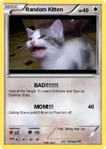Random Talking Kitty Cat