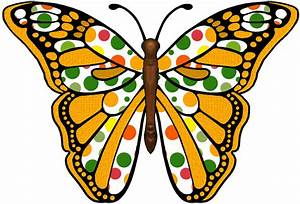 Clip Art Butterfly - Cliparts.co