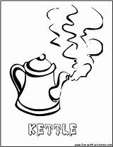 Coloring Kettle Steam Designlooter Emiji Mad Printable Fun Template sketch template