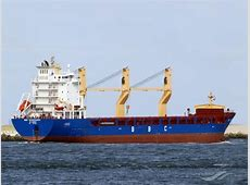 BBC MISSISSIPPI, General Cargo Ship Details and current
