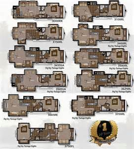 2011 keystone montana fifth wheel floorplans large picture