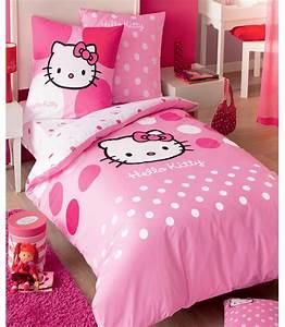 Chambre Hello Kitty : chambre fille hello kitty ~ Voncanada.com Idées de Décoration