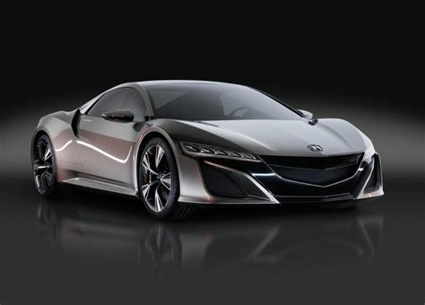 Honda Concept Cars by Acura Nsx Debutes As Honda Nsx Concept Car At The 2013