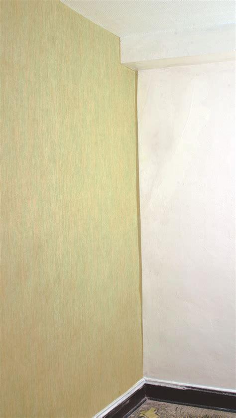 poser du papier peint uni sans raccord diy family