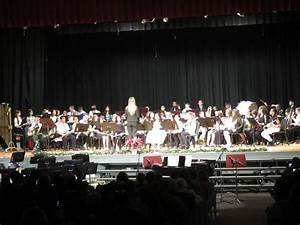 """Halsted Middle School Music Department Presented """"Happy ..."""