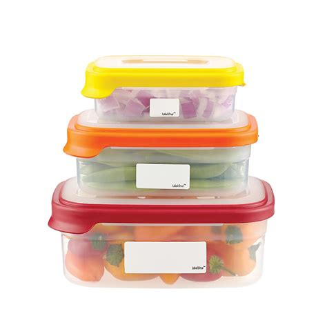 id馥s cuisines erasable labels erasable food storage labels the container store