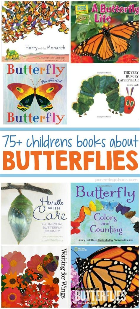 75 butterfly books for preschool at home 740 | 4b24e44955964116499d6a0d4888dbe9