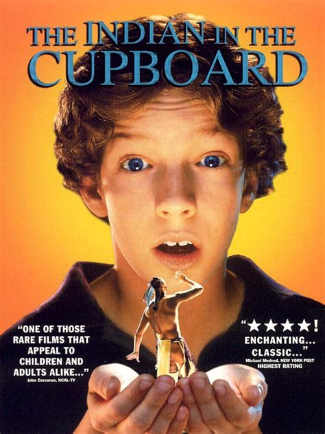 Indian The Cupboard by The Indian In The Cupboard 1995 Rotten Tomatoes
