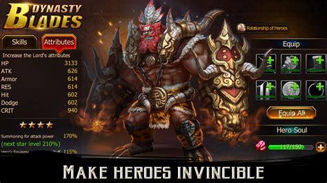 Warriors Mmo Mod Apk V3.4.0 (high Damage