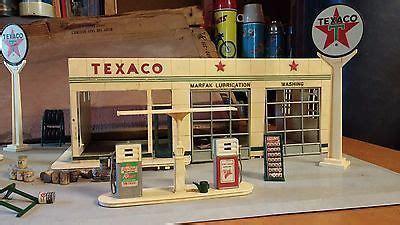 texaco buddy  service station vintage gas metal
