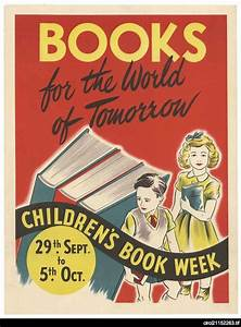children's book week posters vintage - | Children's Book ...