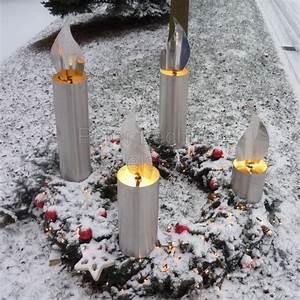 Adventskranz Edelstahl Dekorieren : adventskranz aus edelstahl lecado edelstahl design ~ Markanthonyermac.com Haus und Dekorationen