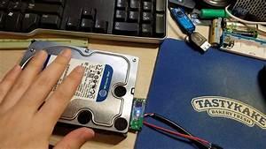 3 5 U0026quot  Sata Hdd 12v Usb Adapter Mod