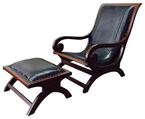 leather chaise lounge chairs indoors d leather lazy chair and ottoman rustic indoor