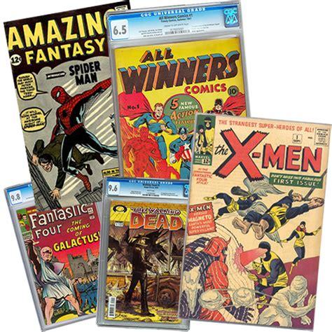 Get Cash For Comics