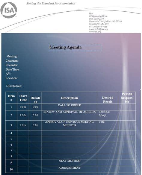 agenda meeting template word templates microsoft ms meetings graphics purpose company sht a1designer