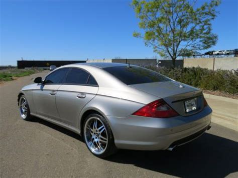 06 Mercedes Cls500 by Find Used 2006 Mercedes Cls500 Cls 500 Damaged Wrecked