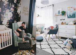 Wann Babyzimmer Einrichten : babyzimmer einrichten wandgestaltung little big heart ~ A.2002-acura-tl-radio.info Haus und Dekorationen