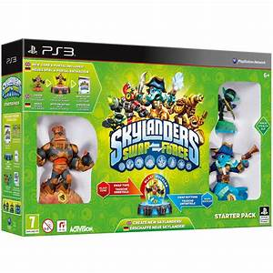 Skylanders Swap Force Ps3 Zavvicom