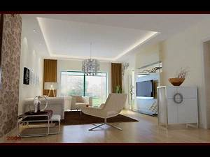 Residential design simple style living room design 3ds for Interior design living room in 3ds max