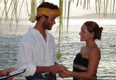foto chris hemsworth  elsa pataky menikah