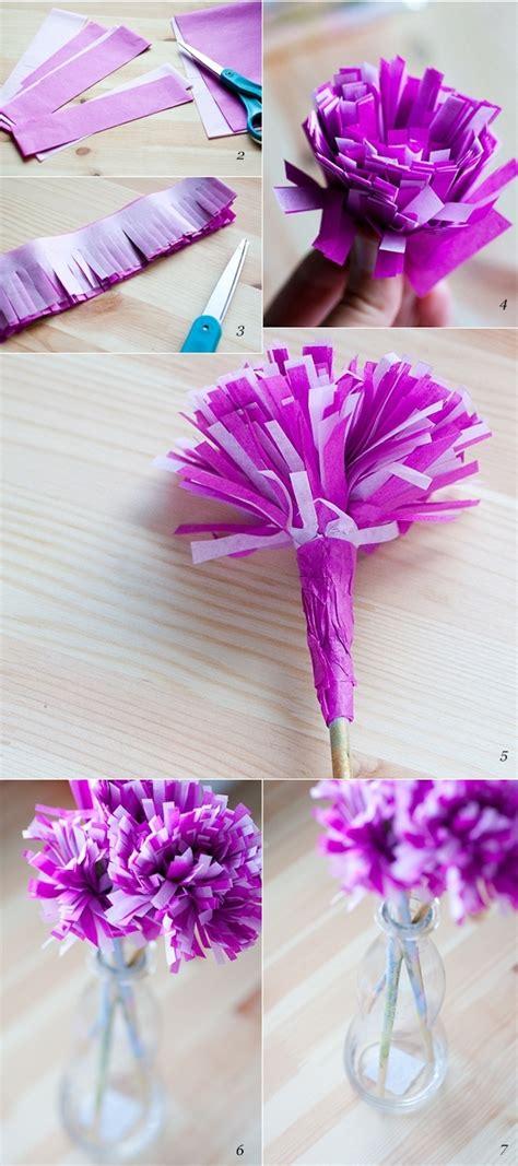 comment faire une fleur en papier plusieurs tutoriels et exemples pour faire le plein d id 233 es