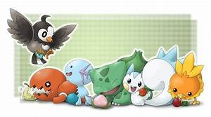 Starly Pokemon Anime Images | Pokemon Images