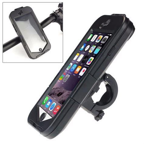 iphone holder for bike new waterproof motorcycle bike bicycle handlebar mount