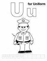 Coloring Uniform Designlooter Template sketch template