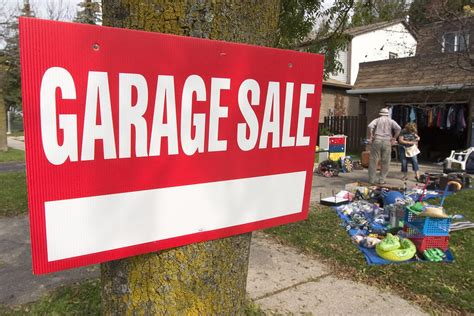 garage estate sales travel hacks how to rent a car without a credit card