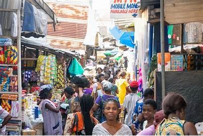 Ghana Market Kejetia Kumasi Markets Tags