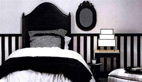 chambre moderne noir et blanc décoration chambre moderne noir blanc