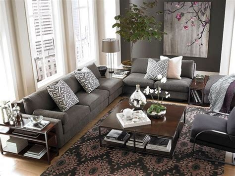 L Shaped Living Room With Fireplace How To Arrange