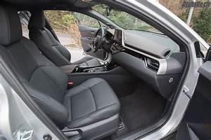 Essai Toyota Chr 1 2 Turbo : essai toyota c hr 1 2l awd page 3 ~ Medecine-chirurgie-esthetiques.com Avis de Voitures