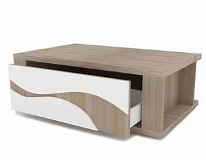 Table Basse Blanc Bois : javascript est d sactiv dans votre navigateur ~ Teatrodelosmanantiales.com Idées de Décoration