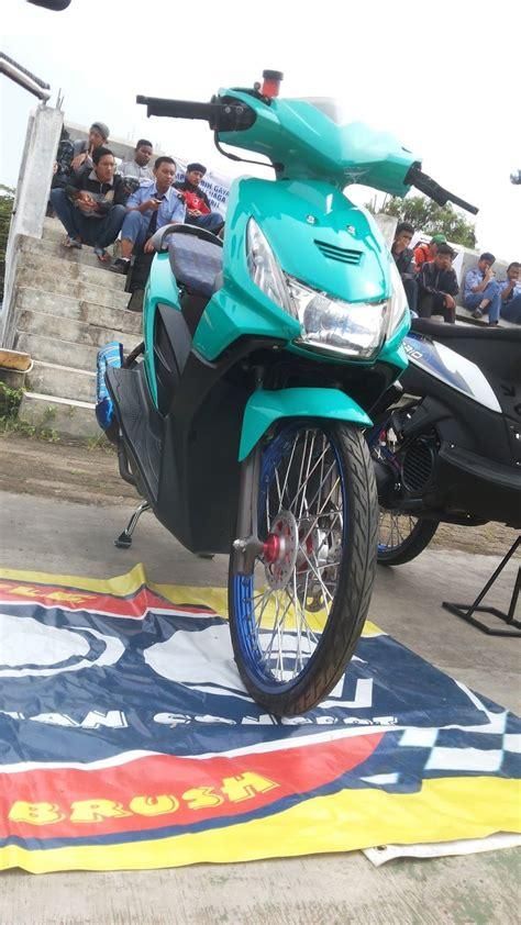 Gambar Motor Beat Karbu by Modifikasi Motor Beat Karbu Thailook Gambar